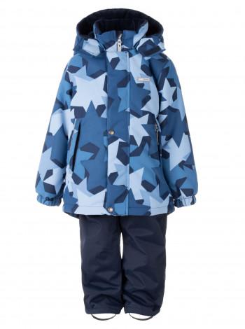 Зимний комплект (куртка + полукомбинезон) для мальчика
