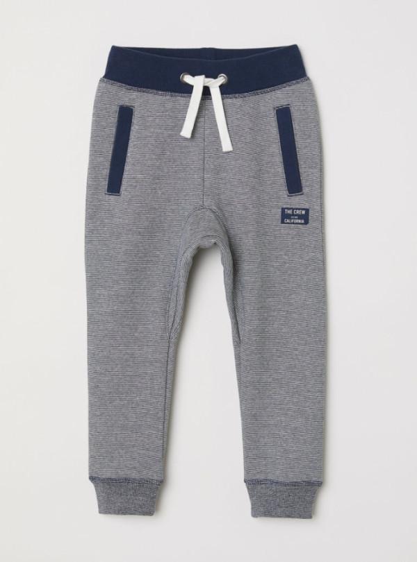 Спортивні штани теплі H&M 595