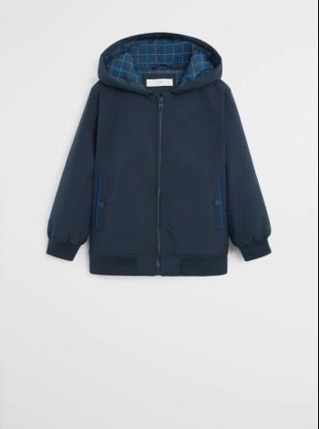 Куртка с капюшоном для мальчика