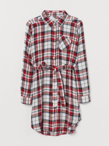 Туника - рубашка с ремнемH&M