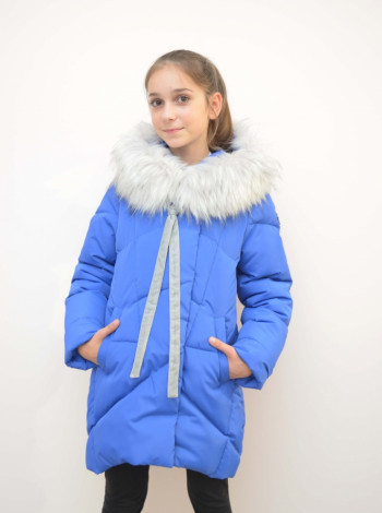 Куртка зимова Nui Very Офелія колір електрик Nui Very