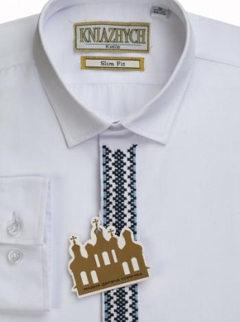 Рубашка Княжич с вышивкой