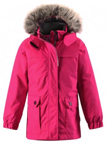 Куртка Lassie by Reima малиновая для девочки