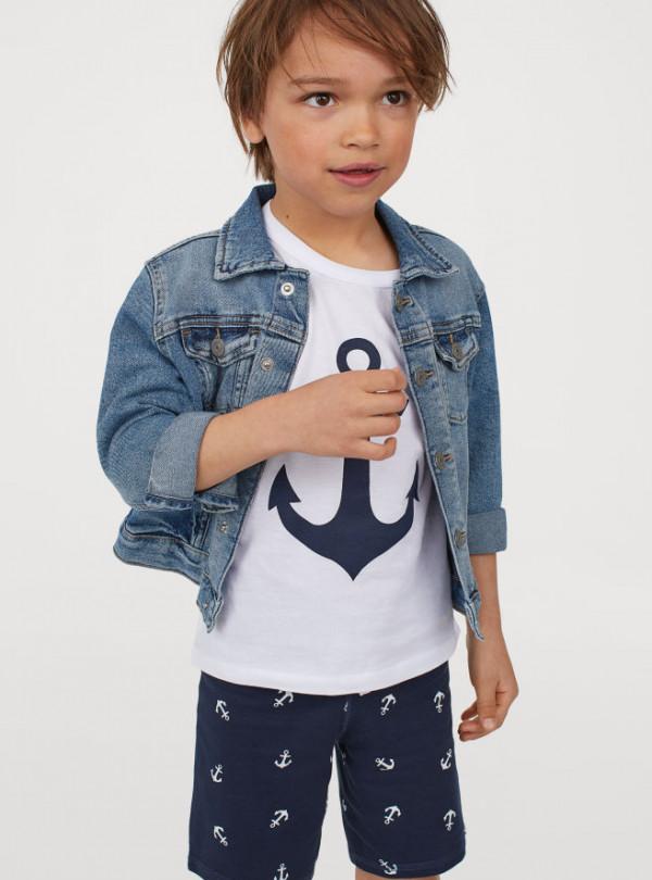 Комплект майка + шорти H&M 2233