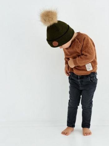 Шапка для мальчика Богота