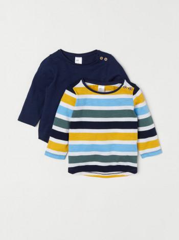 Джемпер на мальчика синяя H&M