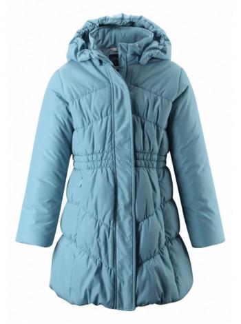 Куртка-пальто Lassie голубая для девочки