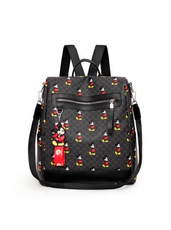 Стильный рюкзак Микки Маус для девочки