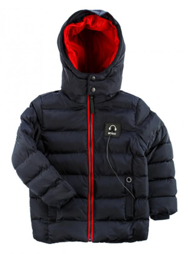 Куртка зимова утеплена флісом Угорщина 855