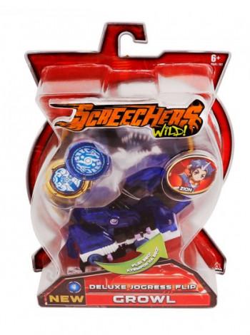 Машинка-трансформер Screechers Wild! S2 L2 - Граул