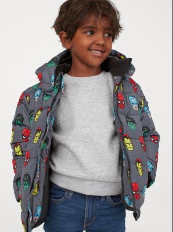 Куртка на мальчика Marvel H&M