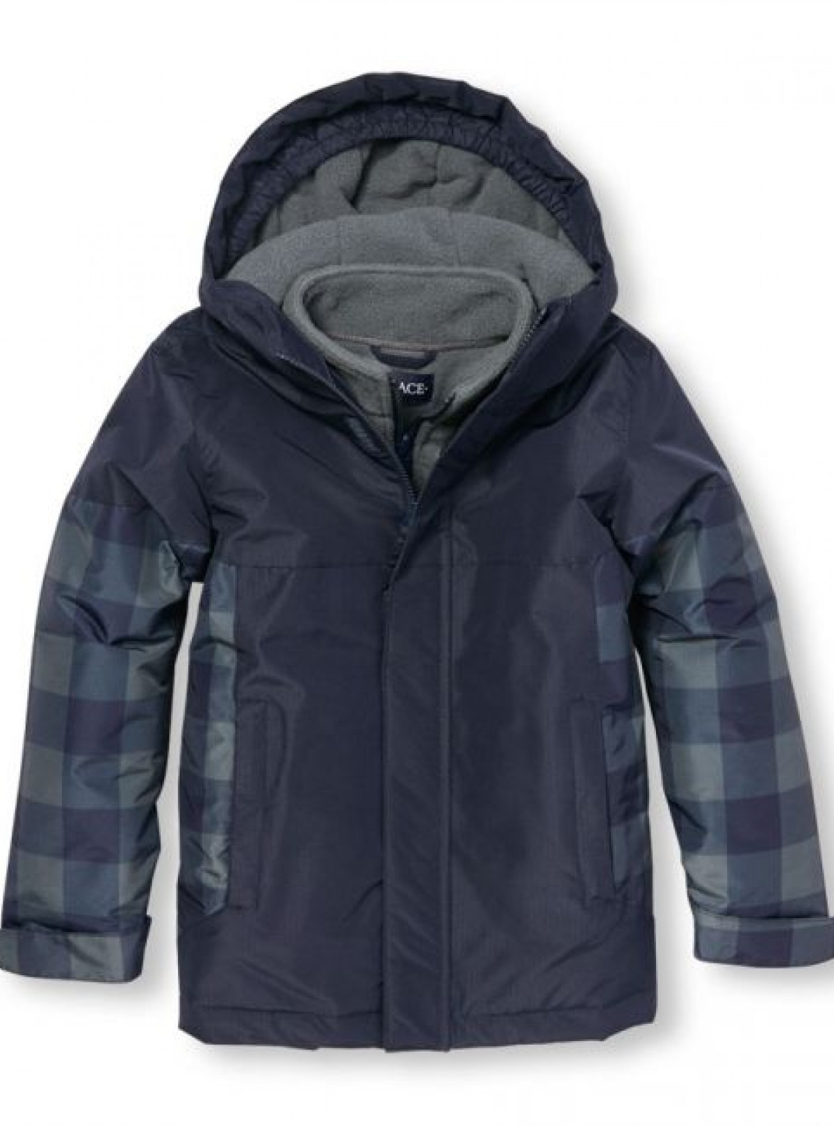 Куртка зимняя 3 в 1  The Children's Place синяя   896