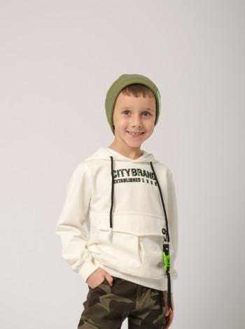 Худи с капюшоном для мальчика