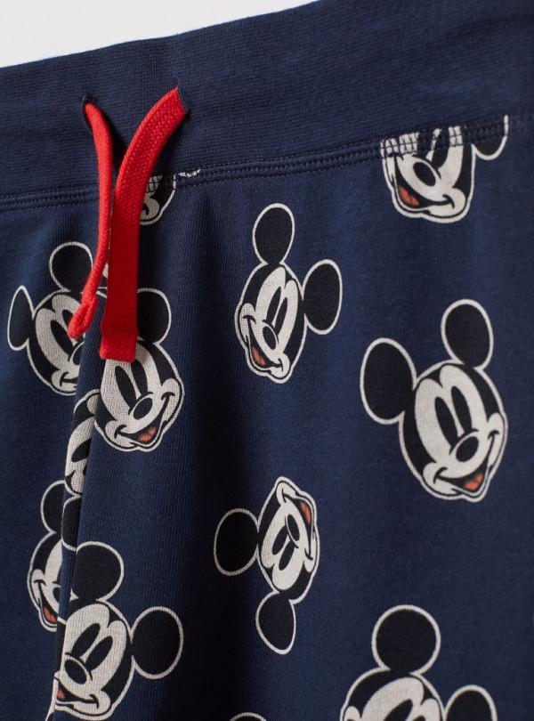 Байкові спортивні штани з принтом H&M 744