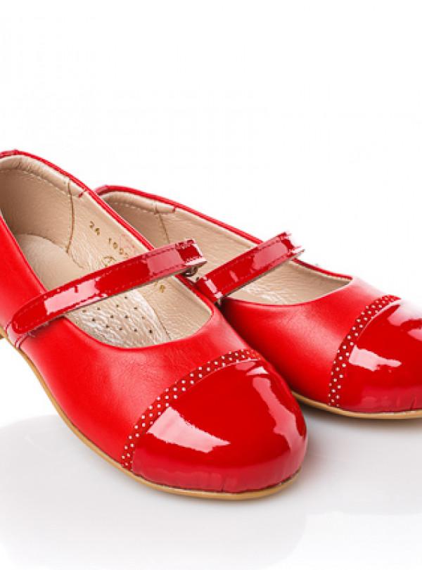 Дитячі шкіряні туфлі 686