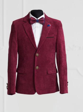 Пиджак Lilus бордовый
