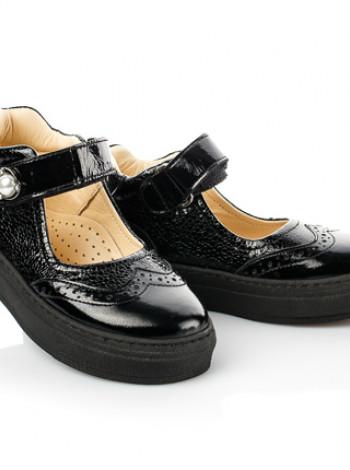 Лакові шкіряні туфлі Tutubi