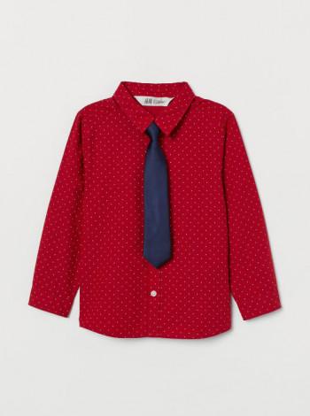Сорочка + краватка H&M