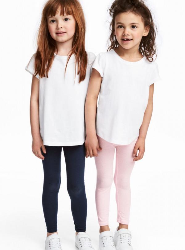 Легінси сині/рожеві дівч. H&M 466