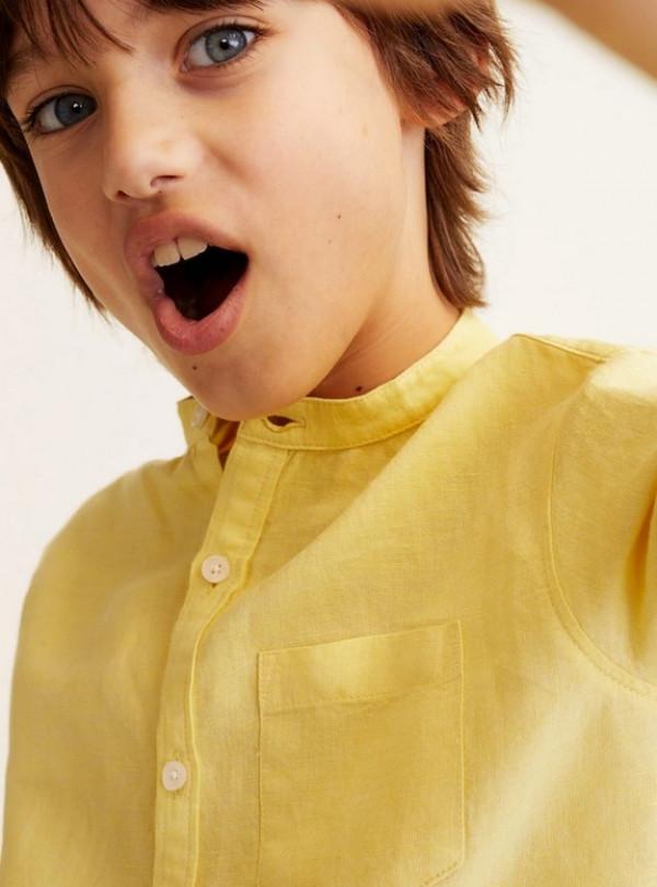 Рубашка на мальчика Mango   4428