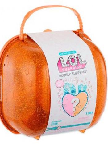 Игровой набор LOL Surprise Сердце-сюрприз оранжевый