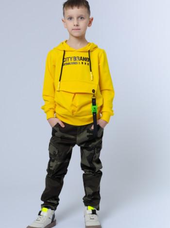 Худі капюшоном для хлопчика
