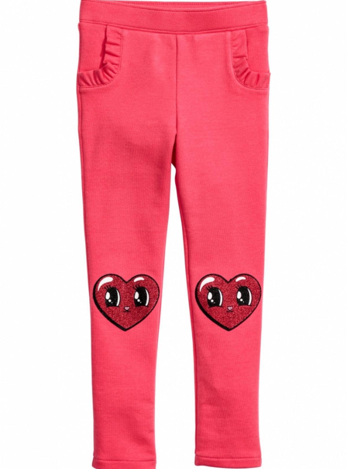 Трикотажні штани H&M 635