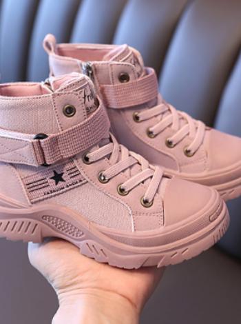 Спортивные ботинки для девочки
