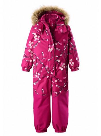 Розовый комбинезон Oulu для девочки Reima