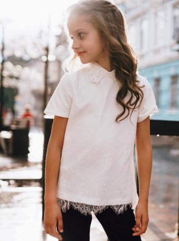 Блуза для девочки Rolly