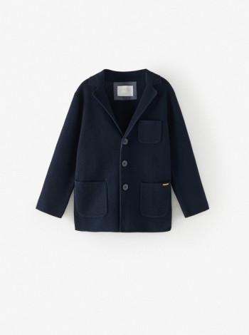 Трикотажный пиджак Zara