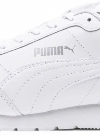 Кроссовки Puma из натуральной кожы