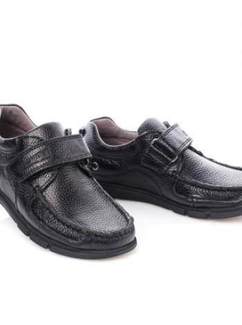 Шкільні туфлі шкіряні