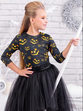 Кофта для девочки Halloween