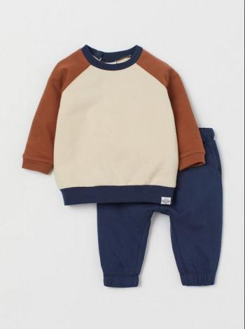Кофта и джоггеры на мальчика H&M