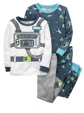 Пижама для мальчика хлопок Carters