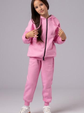 Спортивний костюм для дівчинки з начосом