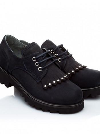 Ортопедические школьные туфли