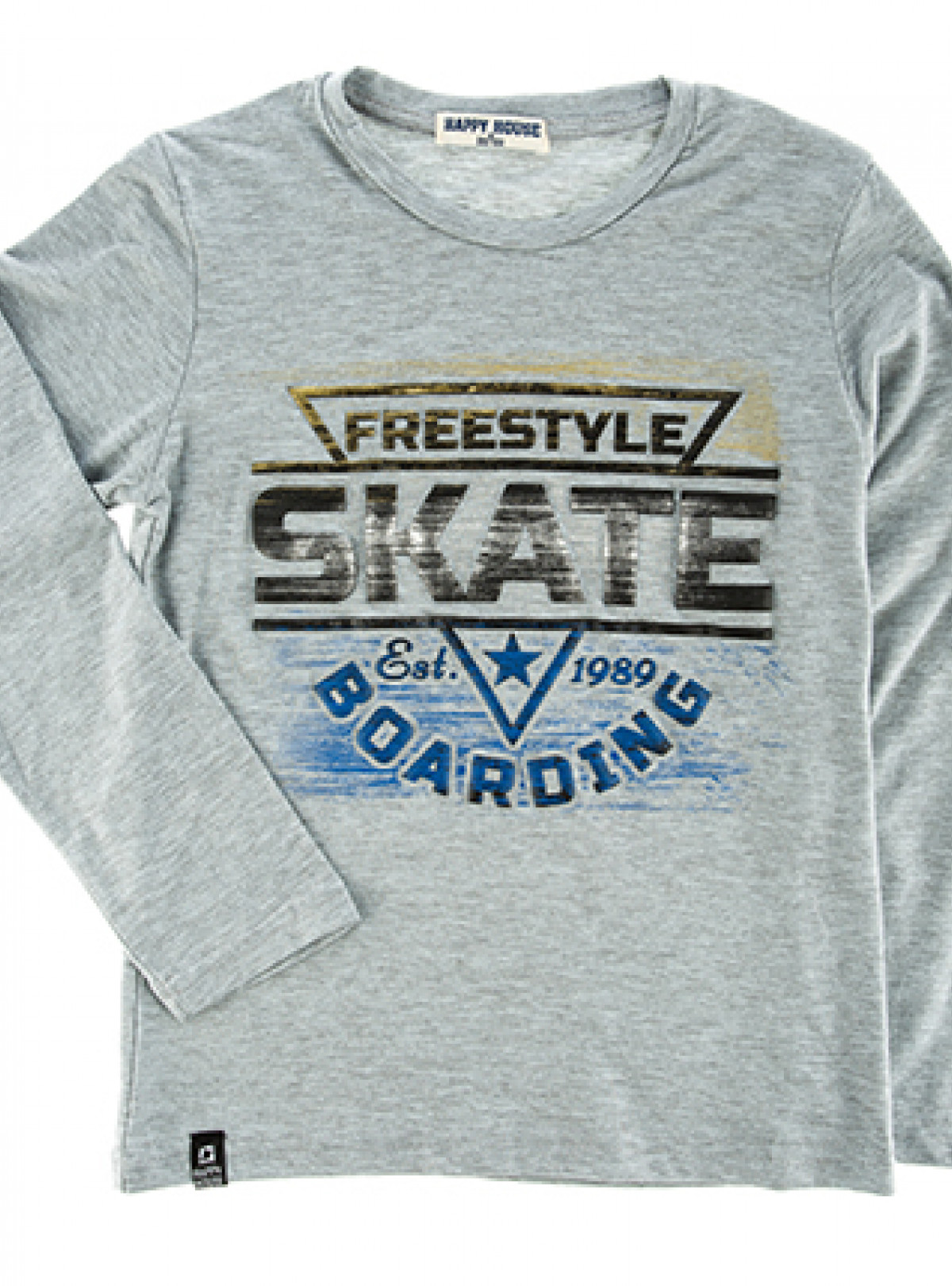 Реглан Скейт серый   345