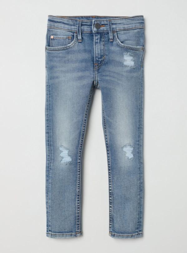 Джинсі Скіні з кишенями H&M 650