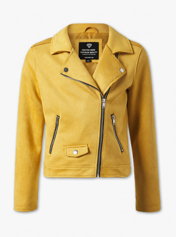 Куртка косуха C&A 2052627.1 желтая