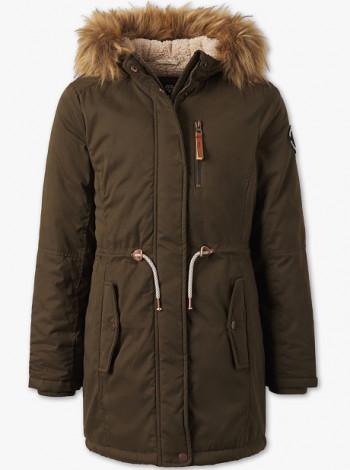 Куртка парка C&A 2055444.1 хакі