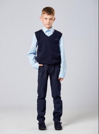 Классическая жилетка для мальчика