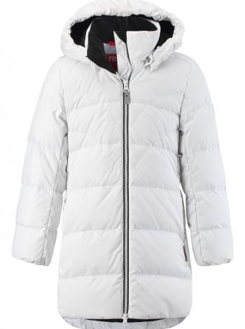 Куртка Reima белая для девочки
