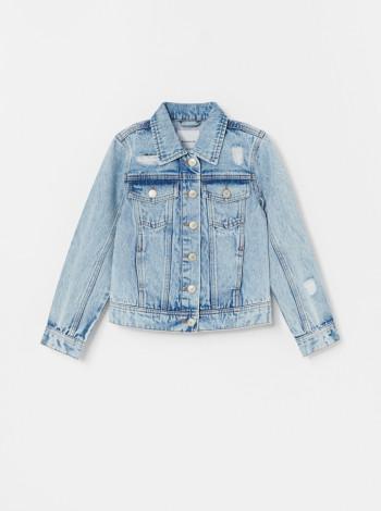 Джинсова куртка для дівчинки Reserved