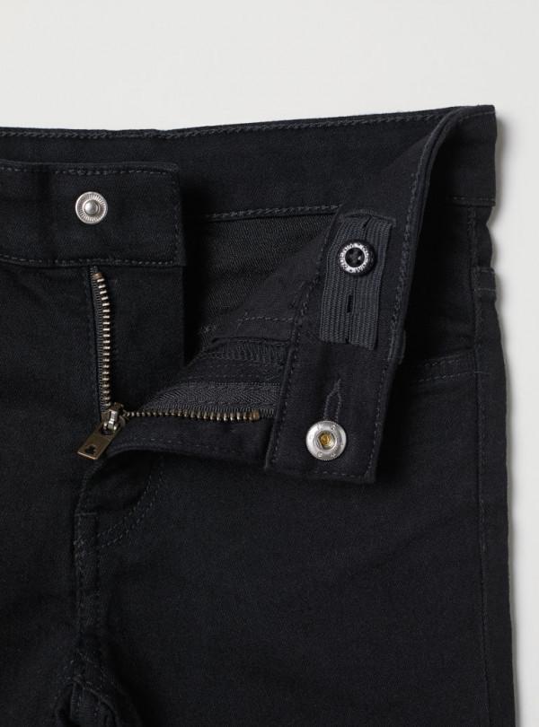 Джинсы Skinny чёрные H&M   820