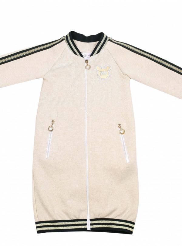 Стильная дизайнерская куртка бомбер   797