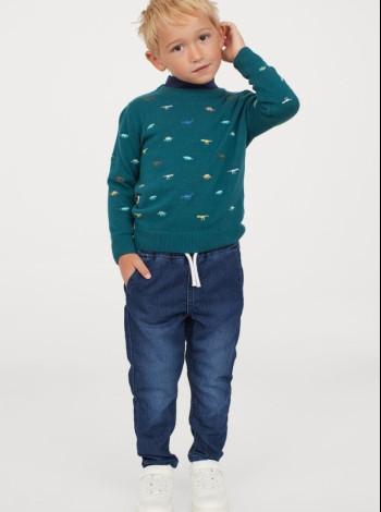 Штани джогери на хлопчика