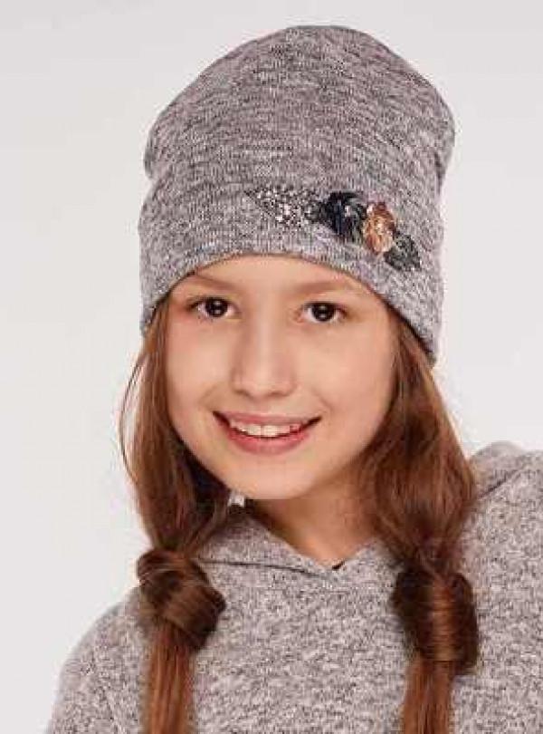 Осенняя шапка Оникс  Dembohouse   767