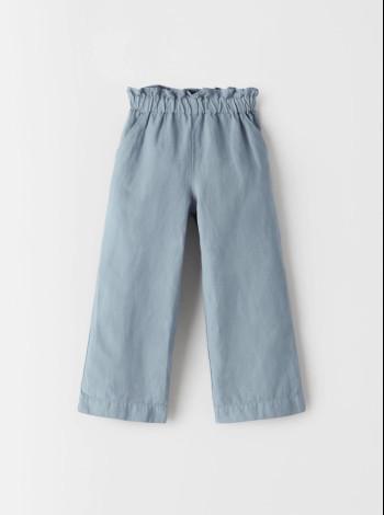 Штани укорочені для дівчинки